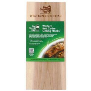 Dřevěná grilovací prkénka cedr 13x28 cm