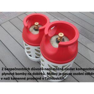 Kompozitní plynová bomba