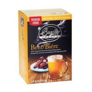 Udící brikety Bradley Smoker Beer 48 ks